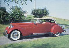 1934 Packard LeBaron Phaeton