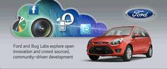 Ford and Bug Labs partner on OpenXC - open source hardware and software for cars