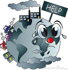 The term pollution refers to the act of contaminating ones environment by introducing certain hazardous contaminants that disturb the eco. Global Warming Drawing, Global Warming Poster, Poster On Pollution, Air Pollution Project, Drawing For Kids, Art For Kids, Save Environment Posters, Earth Drawings, Earth Poster