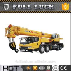 2017 QY50K-II XCMG 50 Tons Best Quality Hydraulic mobile truck crane