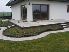 Garage Doors, Outdoor Decor, Houses, Image, Home Decor, Garden, Terrace, Lawn And Garden, Homes