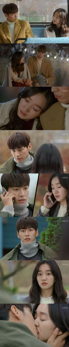 """[Spoiler] """"The Man In My House"""" Kim Yeong-kwang and Soo-ae kiss, """"Sorry, I love you"""""""