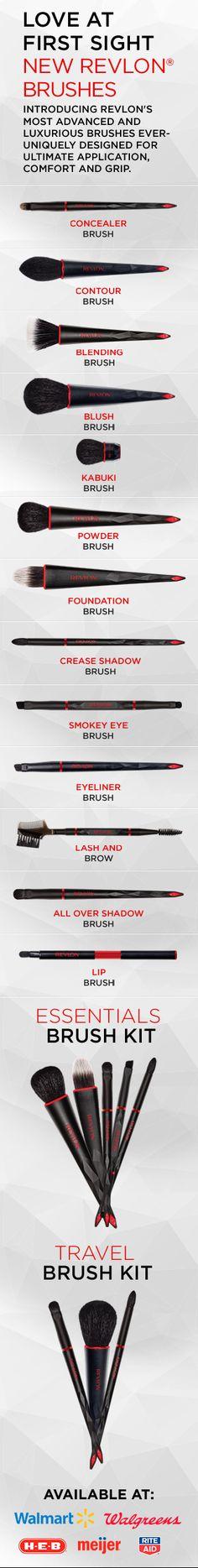 Revlon concealer brush