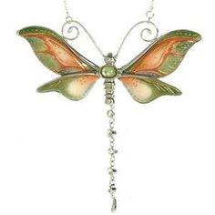 I found 'Franz Collection :: Jewelry :: Dragonfly Necklace - Dakota Prairie' on Wish, check it out!