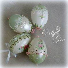 Oxi for the first time: Hand-painted Egg Crafts, Easter Crafts, Diy And Crafts, Eastern Eggs, Types Of Eggs, Incredible Eggs, Egg Shell Art, Carved Eggs, Easter Egg Designs