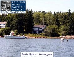 See 1 photo from visitors to Downeast Maine Vacation Rentals. Maine Vacation Rentals, Blue Hill, Coastal Cottage, Tours, Places, Lugares
