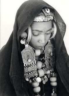 Berber Lady Anti Atlas