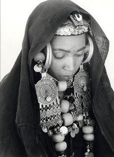 Berber Lady Anti Atlas