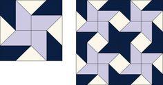 • RAUTE - English Paper Piecing mit Claudia Schmidt
