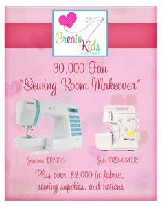 Amazing sewing giveaway