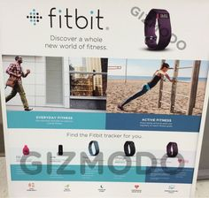 Fitbit Charge Fitness Tracker Revealed in Leaked Images App Marketing, Mobile Marketing, Tracker Fitness, Fitbit Charge Hr, Amazon Fire Tv Stick, Latest Technology News, Latest Gadgets, Fitness Watch, A Whole New World