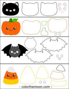 Diy fall crafts 450782243944372962 - These DIY Halloween Headbands are SO CUTE and so easy to make! What a great Halloween craft to make for kids! Moldes Halloween, Adornos Halloween, Halloween Diy, Diy Halloween Headbands, Headband Crafts, Easy Fall Crafts, Christmas Crafts For Kids, Fall Felt Crafts, Halloween Crafts For Kids To Make