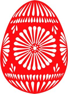 Free Easter Clipart - Public Domain Holiday/Easter clip art, images and graphics Kirigami, Egg Crafts, Easter Crafts, Diy And Crafts, Art D'oeuf, At Home Waxing, Easter Egg Basket, Coloring Easter Eggs, Lazy Susan