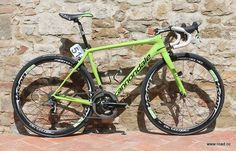 Peter Sagan's Tour of Flanders Cannondale Synapse - 2013
