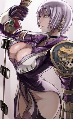 Ivy Valentine   Soul Calibur