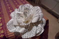 Godiva Crafts: Pages of Style #3: creating the blooms