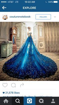 Bleu Fairytales #beautiful