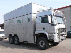 Über 18 Tonnen-- Archemobil - Expeditionsmobile