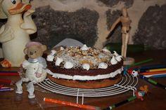 TheGarden-Of-Delights Cake, Desserts, Food, Healthy Eating Recipes, Greedy People, Tailgate Desserts, Deserts, Kuchen, Essen