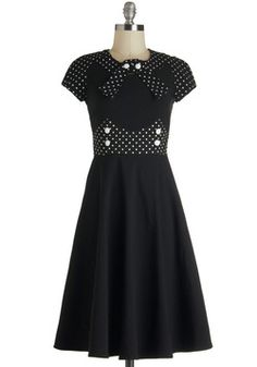 East Coast Swing Dress, #ModCloth This would look so cute with my saddle oxfords!