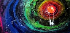 Out of This World Illustrations