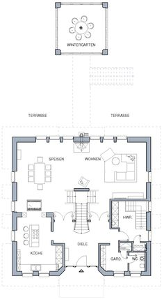 Big House Floor Plan Designed By Jette Joop