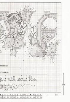 solo angeles (pág. 4) | Aprender manualidades es facilisimo.com