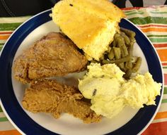 Welcome to Big Momma's Fine Food in Monroe, La. Grab a tray, and choose your meat and sides. Big Momma's is a part of Louisiana Cookin' magazine's Ultimate Fried Chicken Trail. Not in the mood for fried chicken? That's okay, because Big Momma's also has ribs, fried catfish, beef tips and a lot more. #latravel, #setravel