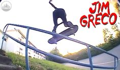 Jim Greco - The Deathwish Video - Clube do skate