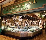 The Butcher Shop & Grill (Sandton) - Restaurant in Sandton - EatOut Butcher Shop And Grill, Wholesale Food, Great Steak, Meat Shop, Meat Markets, Seafood Market, Private Dining Room, Farm Shop, Restaurant Design