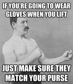 lifting gloves--love rough hands