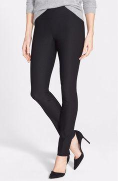 NIC+ZOE The Wonder Stretch Slim Leg Pants sz 16 $118 FTC #4054