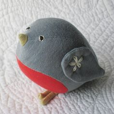 Bird Rattle from Darling Clementine