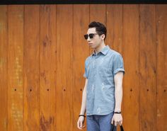 Men's Closet   Blog de Moda Masculina : Outfit Of The Day : Shades Of Gray!