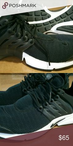 Nike presto running shoes