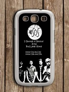 5 Second Of Summer Samsung Galaxy S3 Case