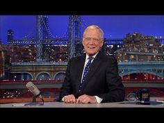 David Letterman's Final Thank You and Good Night