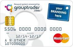 Grouptrader Co-brand Card