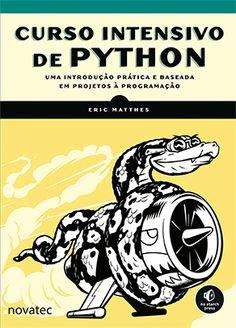 Novatec lança livro Curso intensivo de Python - EExpoNews