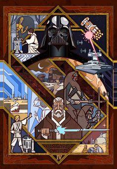 Star Wars poster by Jian Guo Star Wars Comics, Marvel Comics, Star Trek, Star Wars Art, Star Wars Personajes, Comic Manga, Star Wars Pictures, Poster Design, Star Wars Wallpaper