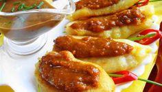 Surinaams eten – Baka Bana (gebakken bakbanaan in deegbeslag)  Fried Surinamese Bananas in batter
