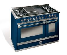 My dream stove.  This is going in our next house...