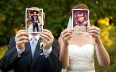 But with flower girl and ring bearer pics
