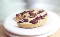 2 Minute Deep Dish Chocolate Chip Cookie | Dashing Dish