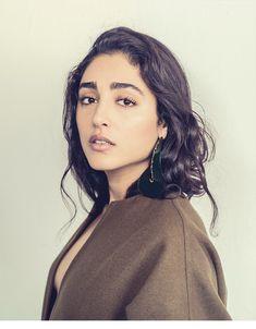 Gol Farahani Iranian-French Actress