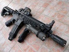 US Navy SEAL's Mk18 Mod 0 CQBR   Home defense   Pinterest   Seals ...