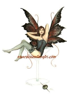 Glamour Fairy Postcard by Amy Brown Measures 4-1/2 x 6 inches. Postcards are printed on thick card stock.