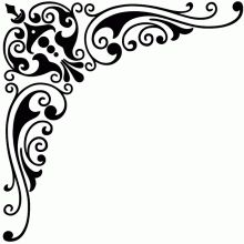 Awesome Most Popular Embroidery Patterns Ideas. Most Popular Embroidery Patterns Ideas. Stencil Patterns, Stencil Designs, Embroidery Patterns, Damask Patterns, Stencils, Baroque Pattern, Fashion Wallpaper, Ornaments Design, Border Design