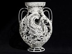 """Chimaera"" - Greek Vase Painting 