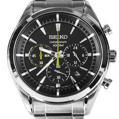 Chronograph-Divers.com - SSB087P1 Seiko Quartz WR100m Chronograph Mens Date Sports Watch, $117.00 (http://www.chronograph-divers.com/ssb087p1/)